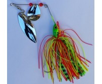 Блесна за риболов - SPINNER BAIT RAINBOW