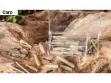 Шаранджийски монтажи за риболов - Extra Carp Lead Clip