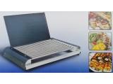 Скара с капак за риба и месо - електрическа СКИТИЯ 1600 W