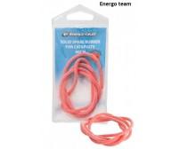 Ластик за рибарска прашка - ENERGO TEAM CATAPULT ELASTIC RED