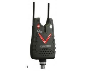 Сигнализатор за риболов на шаран и амур - CARP PRO Q3 VTS