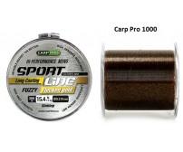 Влакно за риболов - CARP PRO SPORT CAST FLECKED GOLD 1000
