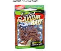 Изкуствен торен червеи за каракуда, костур и шаран - FORMAX FLOATING WORM