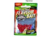 Изкуствен червей - хирономус за риболов FORMAX BLOOD WORM BIG RED-SALMON