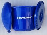 Кофа за захранка с капак и сито - FORMAX