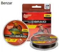 Плетено влакно за риболов - BENZAR FEEDER 8X