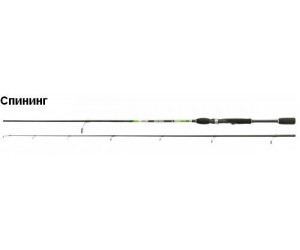 Въдица за риболов на спининг - ENERGO TEAM WIZARD 14-60 гр.