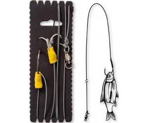 Готов монтаж за риболов на сом - Black Cat Boat Rig XL