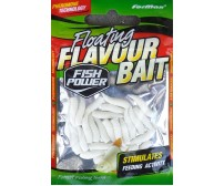 Изкуствени бял червеи за риболов - FORMAX WORM
