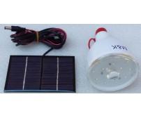 Риболовна лампа със соларен панел - SOLAR LED LIGHT