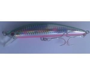 Воблер за морски риболов Osako D-LURES M64 12 см. - потъващ