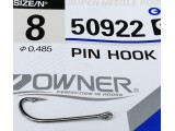 Куки за риболов - с ухо OWNER PIN HOOK