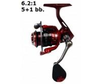 Бързооборотна макара за спининг и фидер риболов - KAIDA CNC 4000 6.2:1
