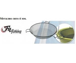 Едро сито за шаранджийски риболов - FILEX 6 mm.