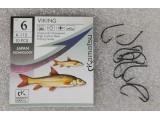 Куки с ухо за риболов на мряна и шаран - KAMATSU VIKING