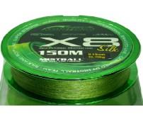 Осем нишково плетено влакно - MISTRALL SHIRO 8X
