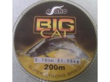 Плетено влакно за риболов на сом - BIG CAT 200
