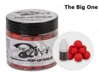 Попъп протеинови топчета за риболов - THE BIG ONE POP-UP + Liquid 3 ml.
