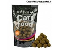 Протеинови топчета за шарански риболов - THE ONE FOOD GOLD SOLUBLE Scopex-butterscotch 1 kg.