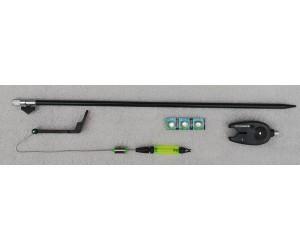 Сигнализатор, обтегач и колче комплект за шаранджийски риболов