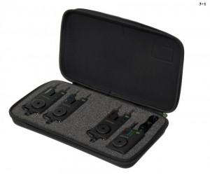 Сигнализатори комплект за шаранджийски риболов - Carp Pro CRATUS