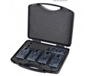 Сигнализатори за шаранджийски риболов комплект - CARP PRO FLAPPER SET