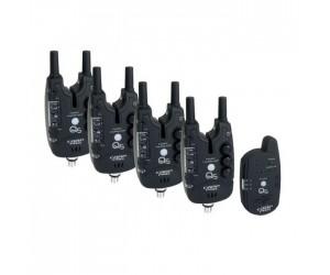 Сигнализатори за шаранджийски риболов комплект - CARP PRO Q5