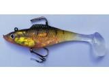 Силиконова рибка за риболов на щука и костур - PERCH