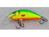 Воблер за риболов на костур и кефал - Kenart Fox NRX 4.5 см.