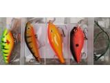 Воблери за риболов - комплект 1